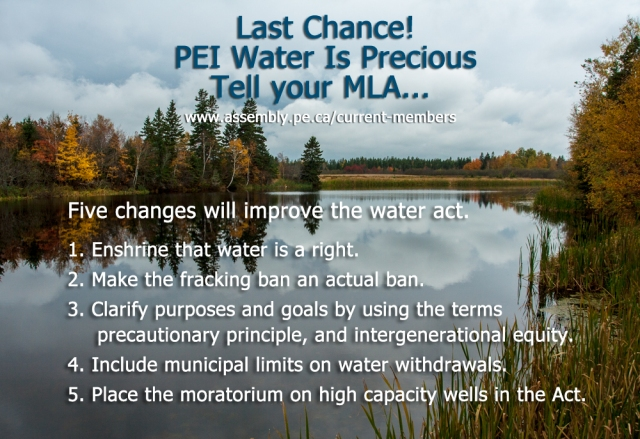 2017_11_30 Water Act_MLA