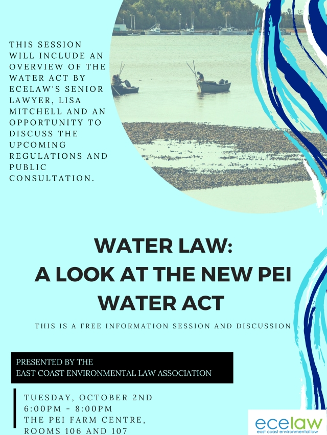 PEI Water Law Workshop-2